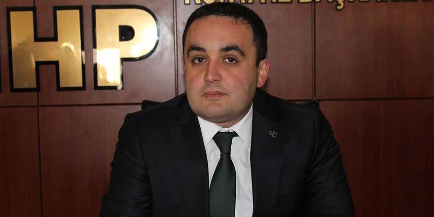 MHP Konya İl Başkanı Murat Çiçek: Türk milleti bu badireleri atlatacaktır