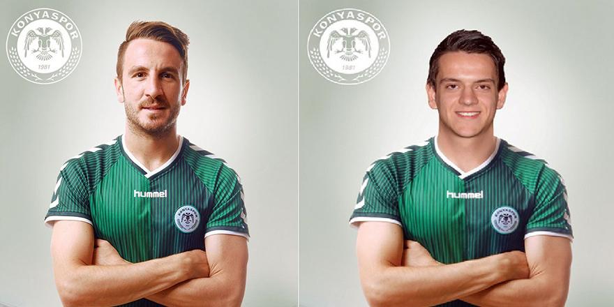 Konyaspor'da Photoshop aldatmacası