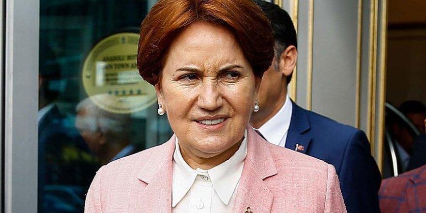 Meral Akşener ihraç edildi!