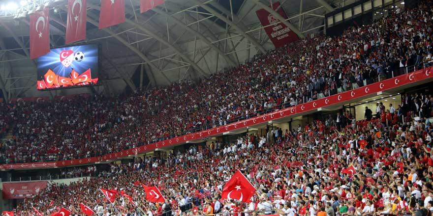Türkiye-Ukrayna maçı Konya Arena'da