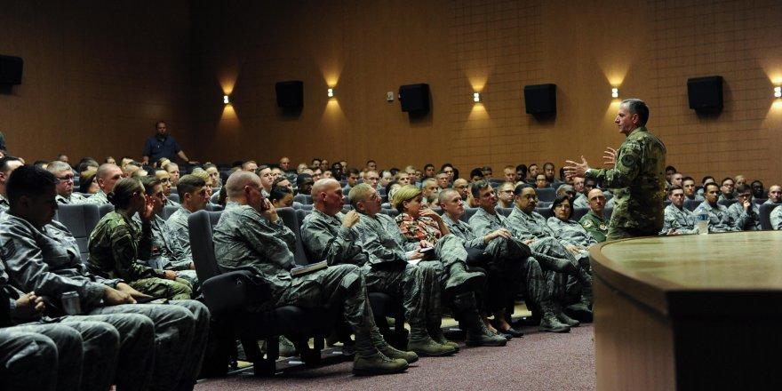 ABD Hava Kuvvetleri Komutanı Goldfein İncirlik'te