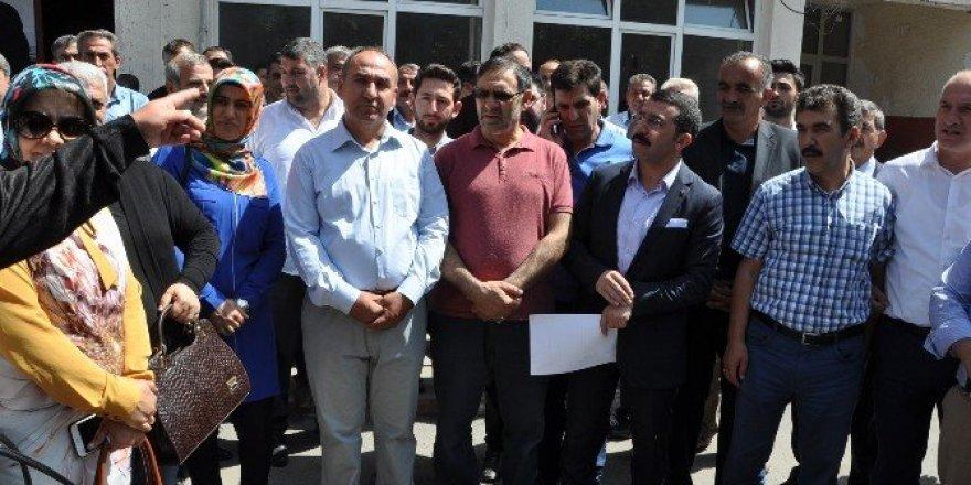 AK Parti Kars İl Başkanlığı'ndan teröre tepki