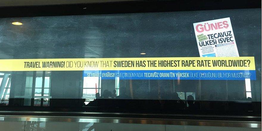 Atatürk Havalimanı'ndaki 'İsveç uyarısı' İsveç basınında