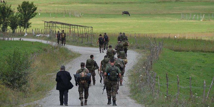 Ordu'da PKK'ya yönelik geniş çaplı operasyon başlatıldı