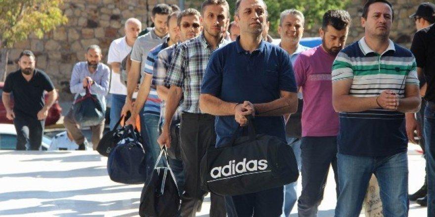 Nevşehir'de FETÖ/PDY'den 19 öğretmen tutuklandı