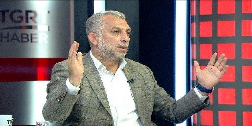 """Metin Külünk: """"FETÖ ile mücadelede zaaf gösterildi"""""""