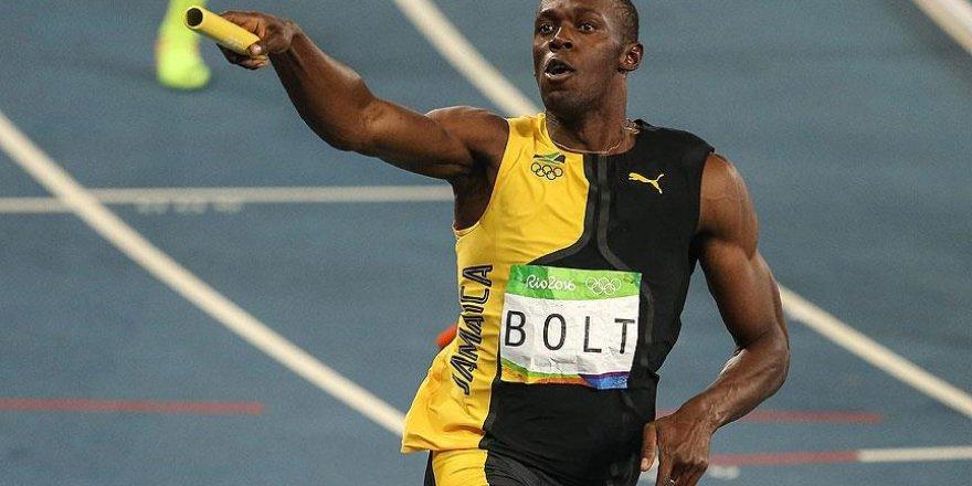 Bolt Rio 2016'da 3'üncü altınına ulaştı