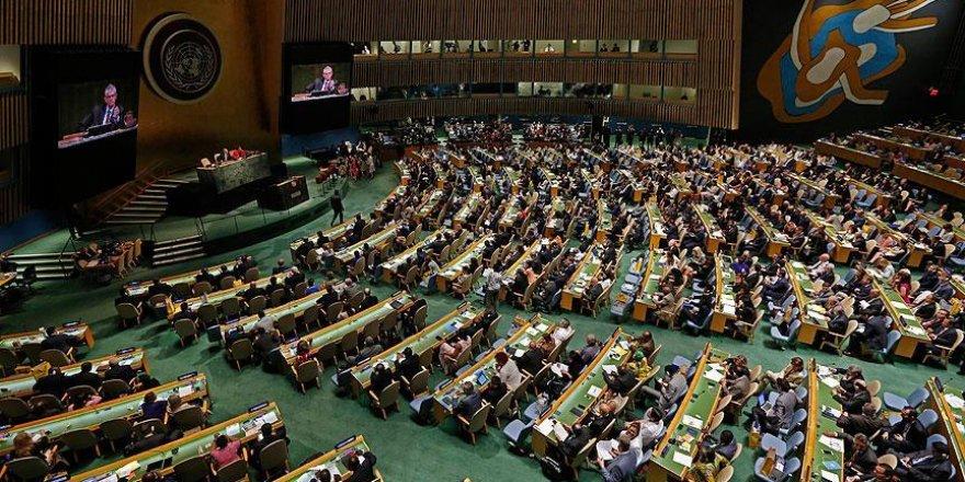 Dünya liderlerine İstanbul'daki taahhütlerine uymaları çağrısı