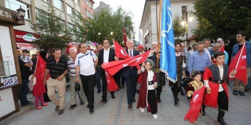 Kütahya'da Okçuluk Festivali