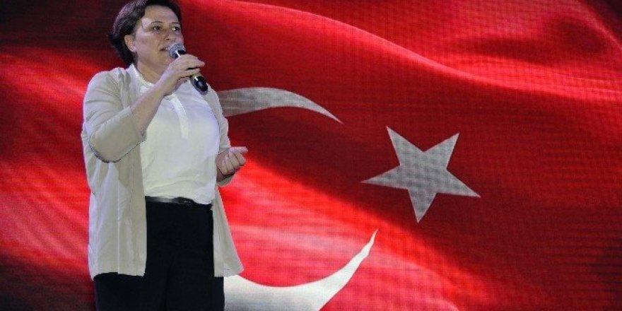"""AK Parti'li Sarı: """"İhanet çemberini milli birlik ve beraberliğimizle aşacağız"""""""