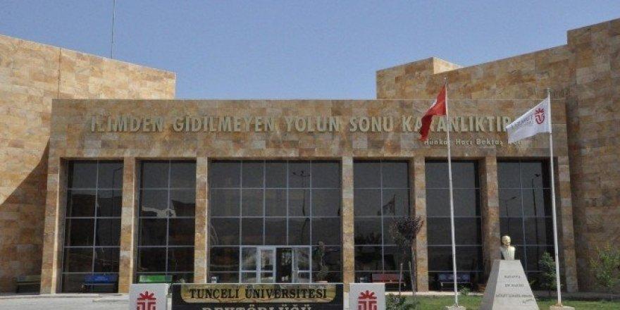 Tunceli Üniversitesi'nin isminin Munzur olarak değiştirilmesi olumlu karşılandı