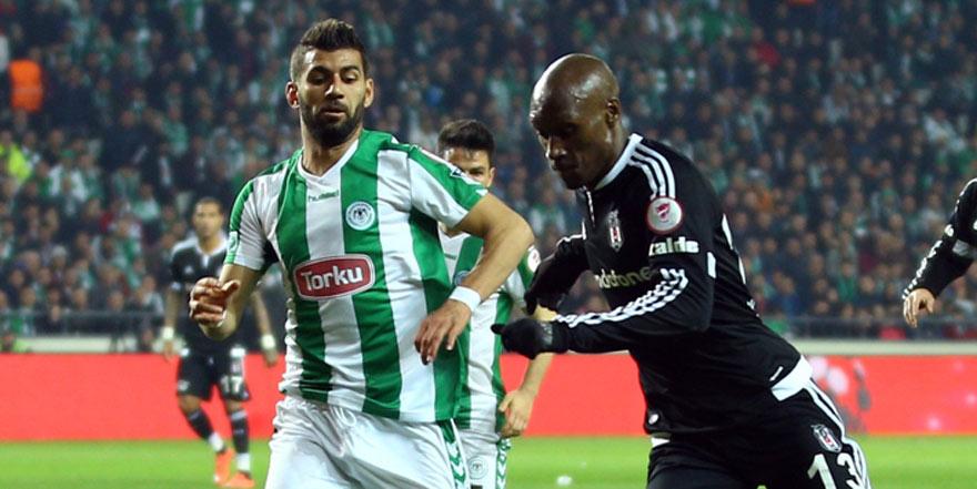 Konyaspor – Beşiktaş maçı biletleri satışa çıktı
