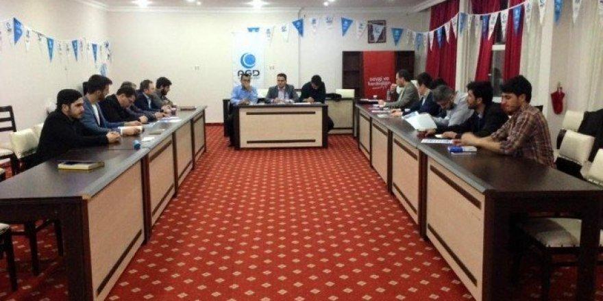 Erol Taşkın: Emperyalist güçlerin Türkiye'ye yönelik taarruzları devam ediyor