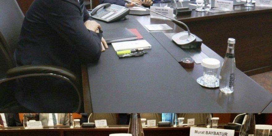 Sarıgöl AK Parti Teşkilatı'ndan Ankara'da üzüm tanıtımı