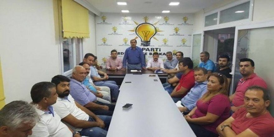 """AK Parti'li Contar: """"Tüm bölgelerin sorunlarını tespit edip çözeceğiz"""""""