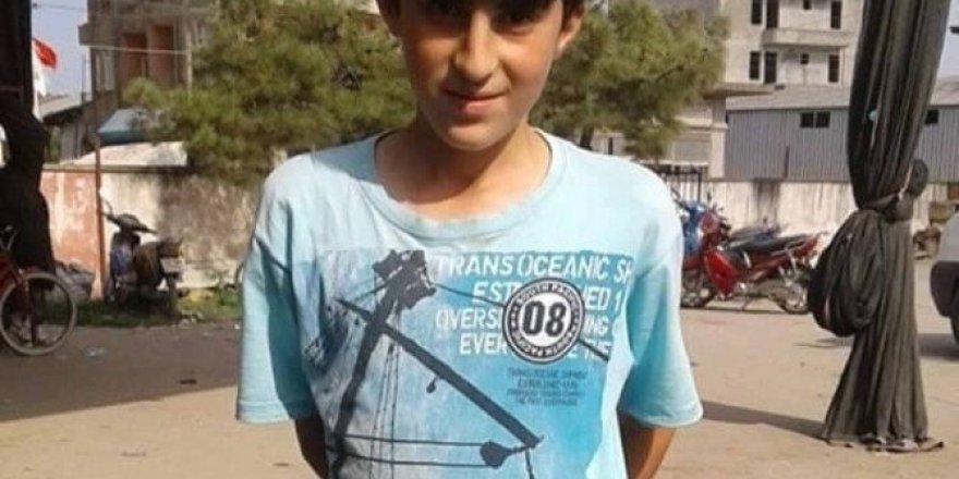 Bafra'da boğulan çocuğun kimliği belli oldu