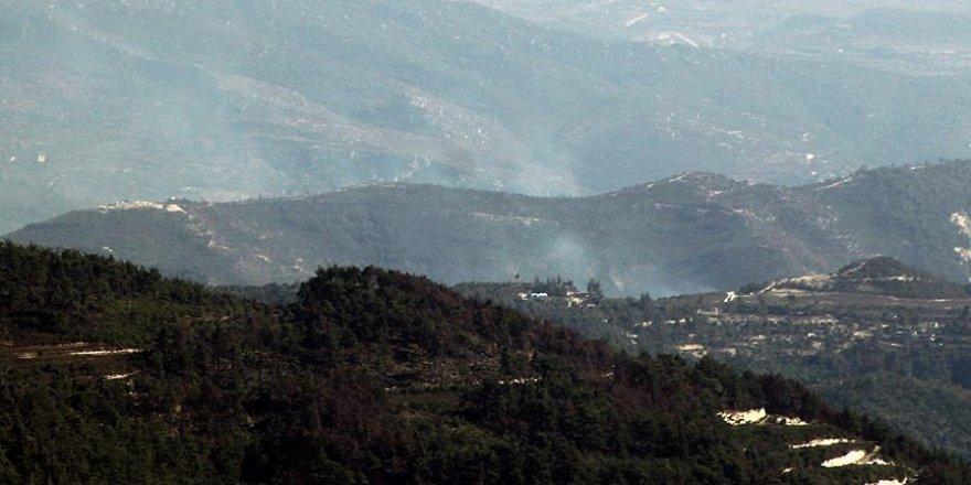 Esed güçleri Türkmendağı ve Cebel Ekrad'a saldırdı