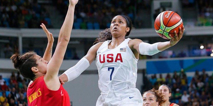ABD olimpiyatlarda 8. kez şampiyon oldu