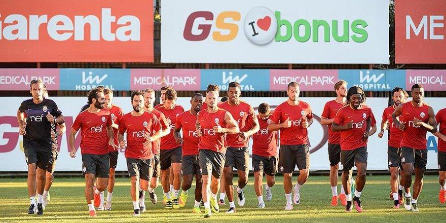 Galatasaray ile Kardemir Karabükspor 17. randevuda