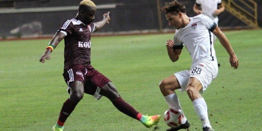 Manisaspor Elazığspor'u 1-0 mağlup etti