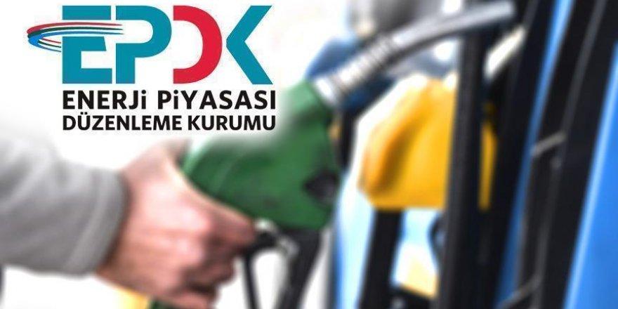 20 akaryakıt şirketine 7,4 milyon liralık ceza