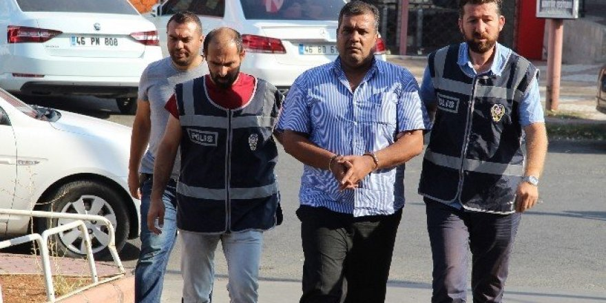 Kahramanmaraş'ta FETÖ operasyonu: 1'i polis eşi 22 gözaltı