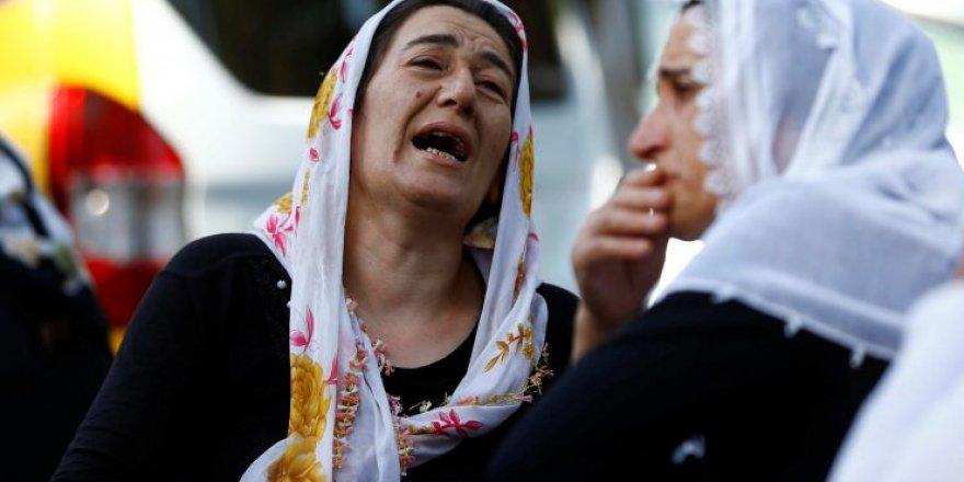 Gaziantep'te görgü tanıkları dehşet anlarını anlattı