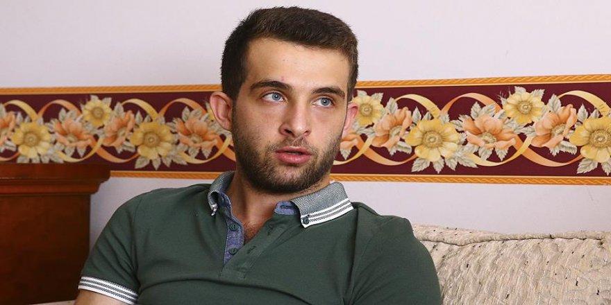 Yurt dışına kaçan amcası için suç duyurusunda bulundu