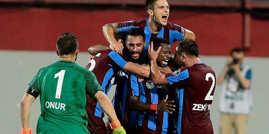 Trabzonspor'dan iyi başlangıç