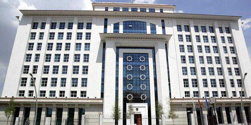 AK Parti Merkez Yürütme Kurulu toplanacak