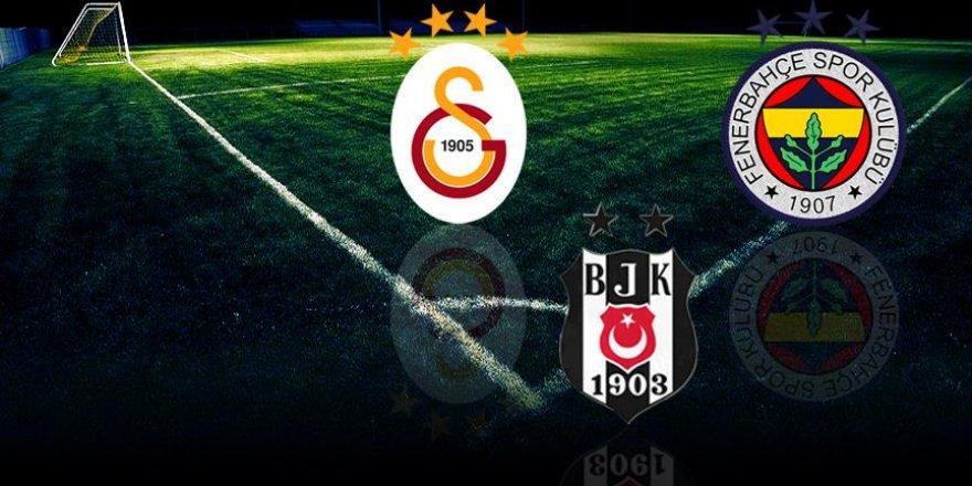 G.Saray, F.Bahçe ve Beşiktaş'tan terör saldırısına kınama