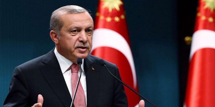 Erdoğan: Gülen'in iadesi noktasında ABD tatmin edici davranmıyor