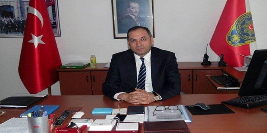 Seydişehir İlçe Emniyet Müdürü gözaltına alındı