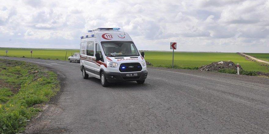 Şanlıurfa'daki terör saldırısında 1 polis şehit oldu 3 polis yaralandı