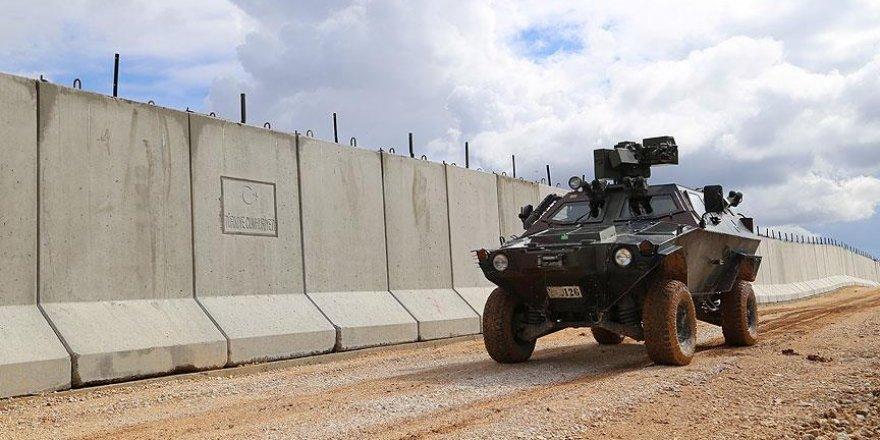 Suriye sınırındaki güvenlik faaliyetleri aralıksız sürüyor