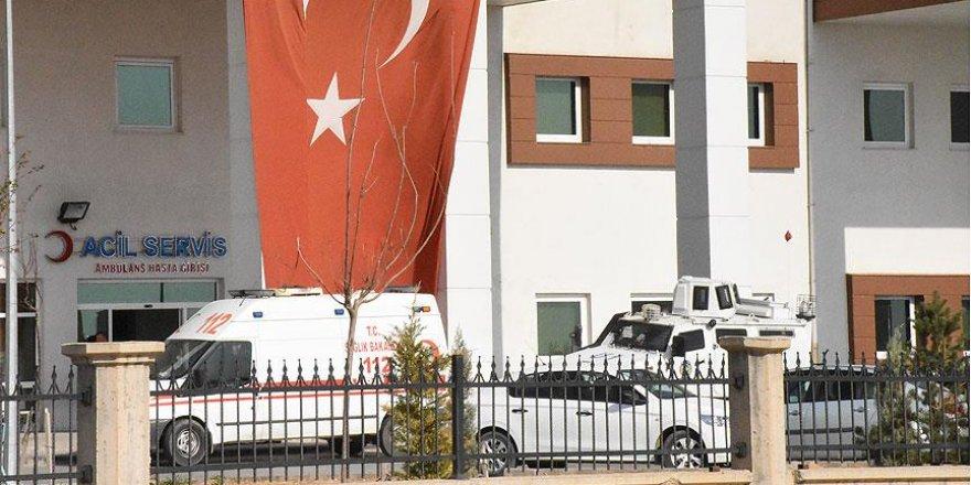 Mardin'de terör saldırısı: 1 asker yaralı