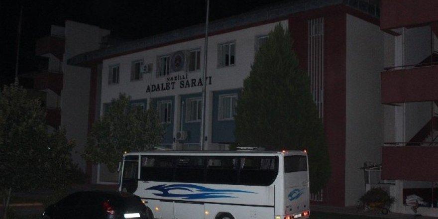 Aydın'da terör operasyonu: 5 tutuklama