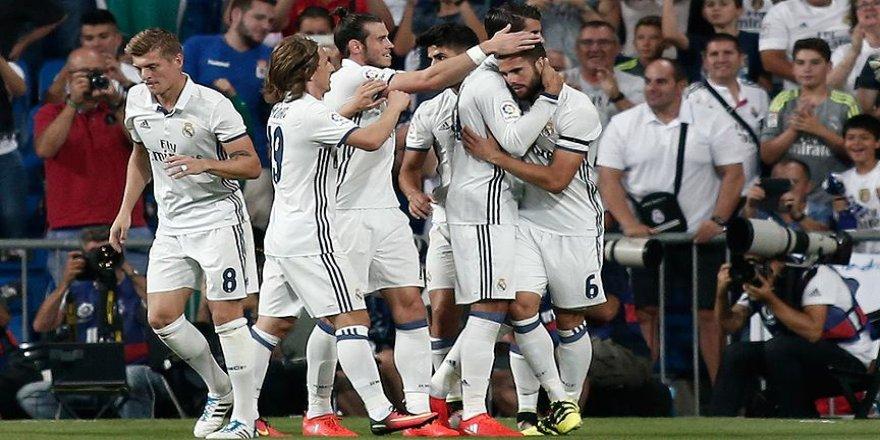 Real Madrid lige galibiyetle başladı