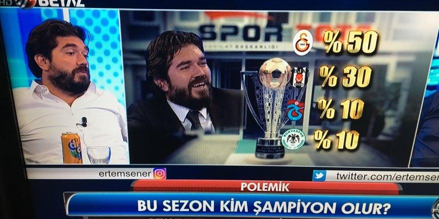 """Rasim Ozan: """"Konyaspor şampiyon olur Fenerbahçe olamaz"""""""