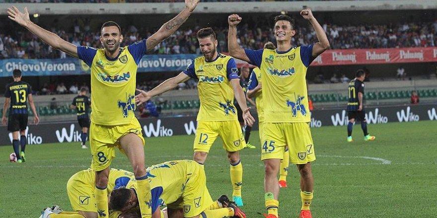 Inter'den Serie A'ya kötü başlangıç