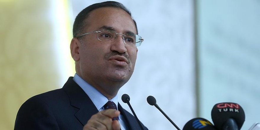 Bozdağ: Türkiye DAEŞ'e yardım etti' diyen Türkiye düşmanıdır