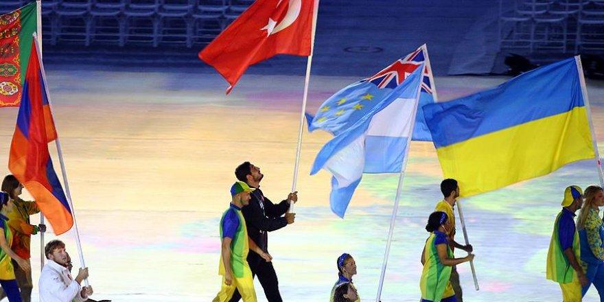 Türkiye, 8 madalyayla genel sıralamada 41'inci oldu