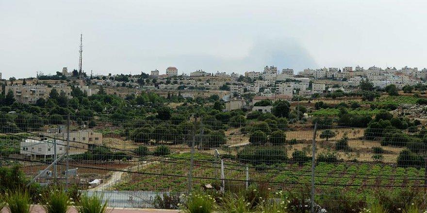 İsrail'in Batı Şeria'da yeni konutlar inşa etmeyi planladığı iddiası