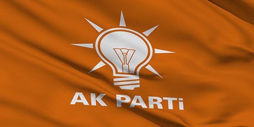 AK Parti İzmir'de 3 ilçe başkanı istifa etti
