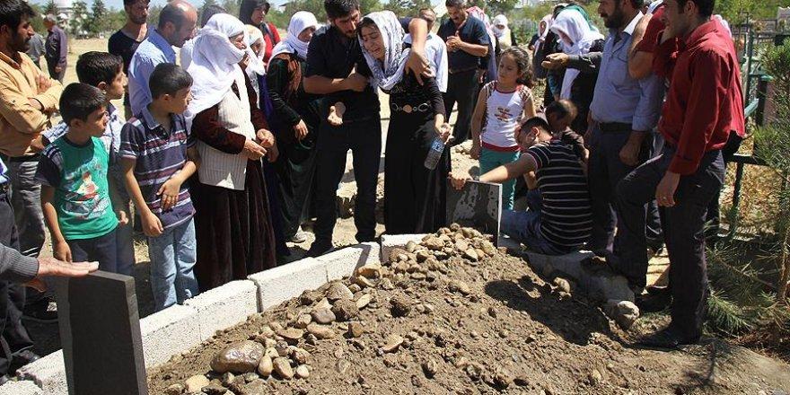 Gaziantep'te hayatını kaybeden Caner'in cenazesi toprağa verildi