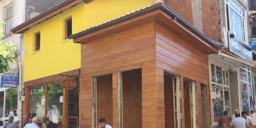 Akçakoca sokaklarına restorasyon