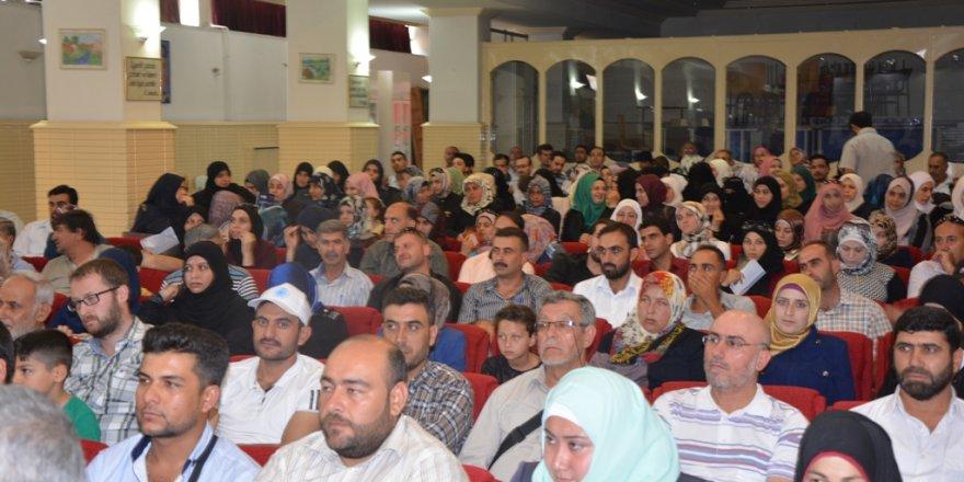 Suriyeli öğretmenlere formasyon eğitimi