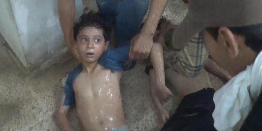 Suriye'deki kimyasal silah katliamının yeni görselleri ortaya çıktı