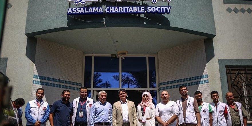 TİKA'dan Hırvatistan ve Bangladeş'e tıbbi destek yardımı