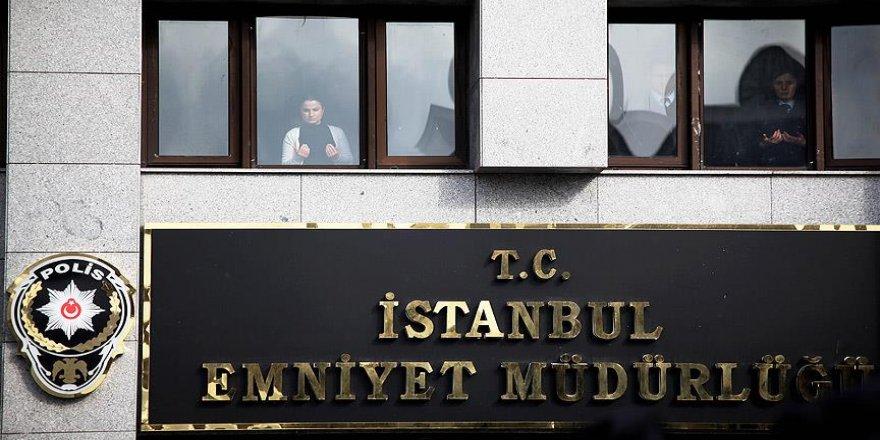 İstanbul Emniyet Müdürlüğü'nde görevli 95 polis görevden uzaklaştırıldı